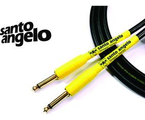 Cabo P/ Guitarra Santo Angelo Premium Shogun 15 Ft 4.57 Mts