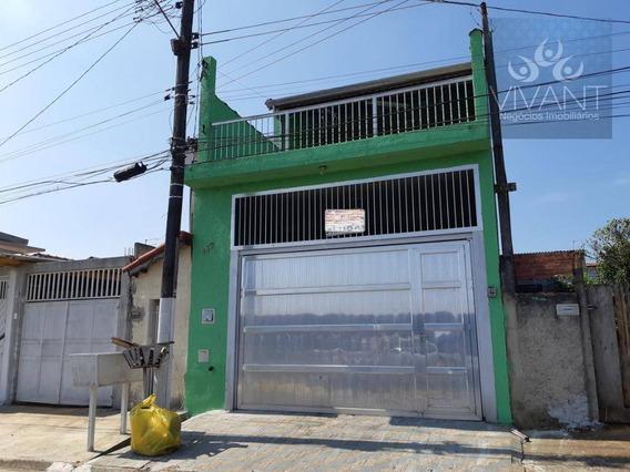 Tem 1 Dormitório Embaixo E 3 Dormitórios Em Cima Sendo 1 Suite - So0144
