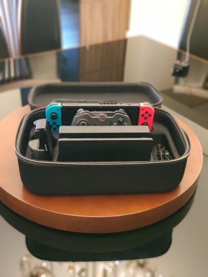 Nintendo Switch Xaw7001 Desbloqueado 296 Gb