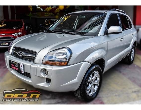 Hyundai Tucson 2.0 Mpfi Gls 16v 143cv 2wd Flex 4p Automático