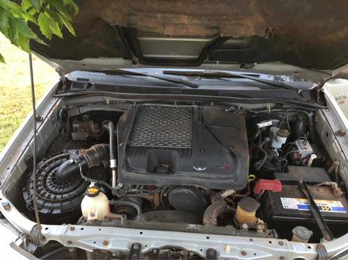 Imagem 1 de 9 de Toyota Hilux 2013 3.0 Sr Cab. Dupla 4x4 Aut. 4p