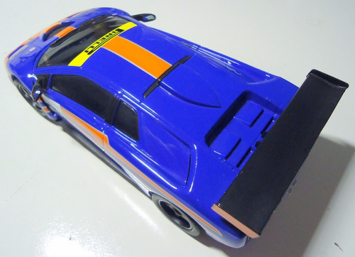 GRATUIT UK P P Brand New ninco 55048 Lamborghini Diablo GTR Nogaro Coffret