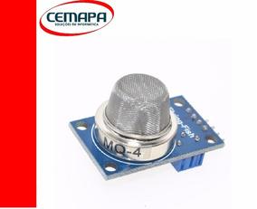 Sensor Gás Metano Mq4 Arduino
