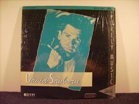 Ld - Laserdisc David Sanborn - The Purely Music