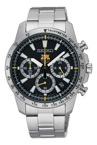 Reloj Seiko Barcelona Crono Edición Especial Ssb073p1
