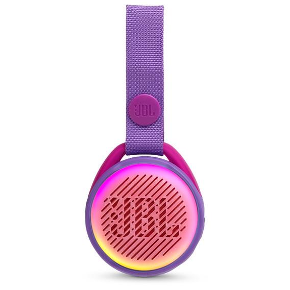 Jbl Jr Pop Caixa Portátil Bluetooth P Crianças Prova D