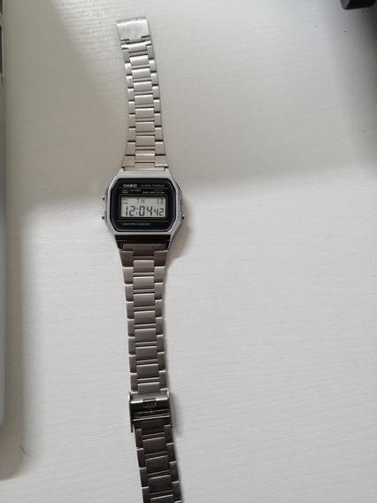 Reloj Casio Acero Color Plata