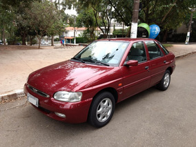 Ford Escort Zetec 98/99 - O Mais Novo Do Brasil