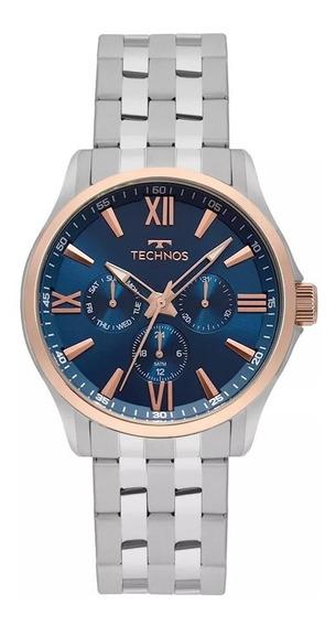 Relógio Technos Masculino 6p29ajx/1a Original Barato