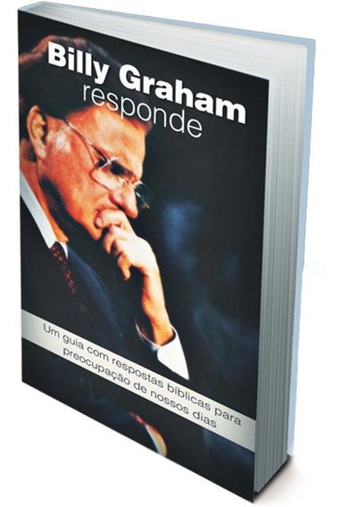 Livro Billy Grahan Responde