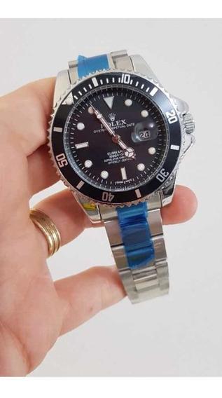 Relogio Submariner Black Fotos Reais Pronto Entrega