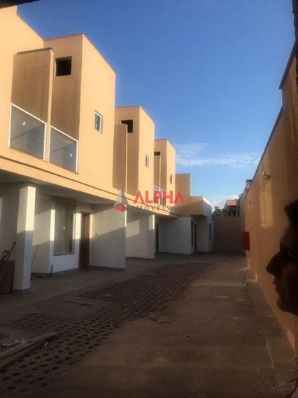 Casa Com 3 Quartos Para Comprar No Riacho Das Pedras Em Contagem/mg - 3193