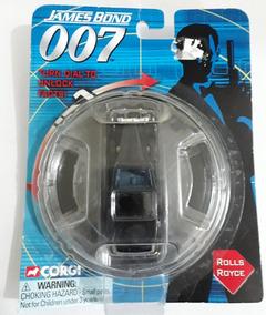 Rolls Royce 007 Goldginget Corgi