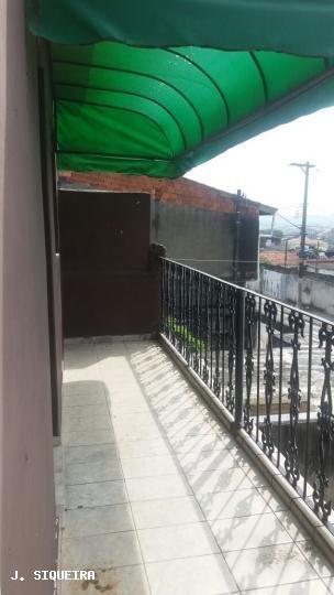Casa / Sobrado A Locação Em Suzano, Cidade Edson, 2 Dormitórios, 1 Vaga - 0776