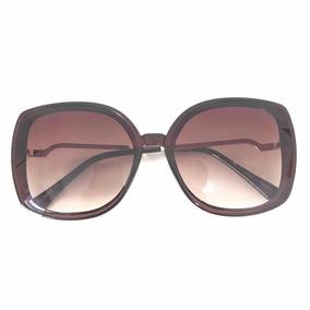 fde9f263e Oculos Lindo Marrom Tigrado - Óculos De Sol no Mercado Livre Brasil