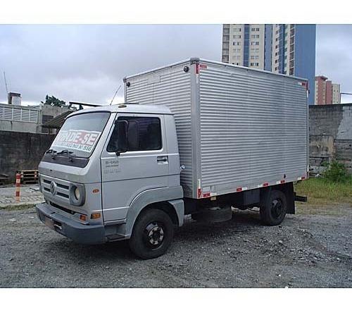Caminhão Volks 5-140 Delivery