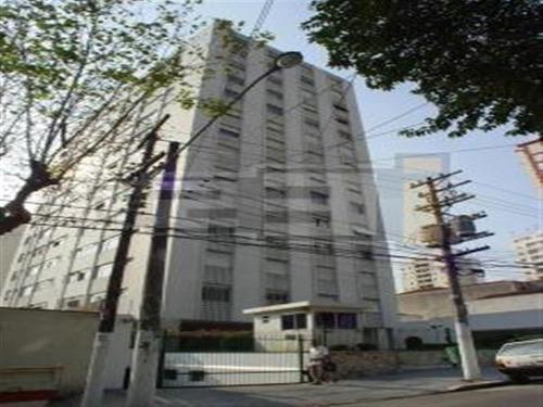 Imagem 1 de 1 de Apartamento Vila Mariana São Paulo/sp - 724