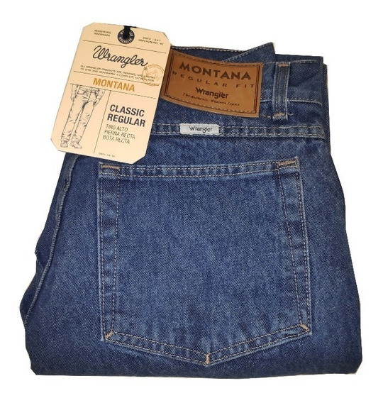 Jean Wrangler Montana Local Exclusivo Originales