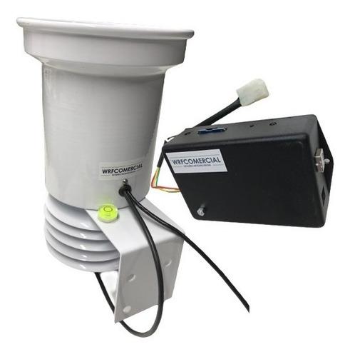 Pluviômetro Autom. + Sensor Temp. Umidade  + Datalogger Sd