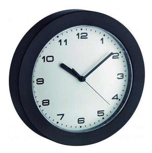 Relógio De Parede Fundo Branco Alemão Tfa
