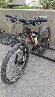 Bicicleta Mtb Fuji Tahoe 1.5 R 27.5 Deore/xt Talle 15