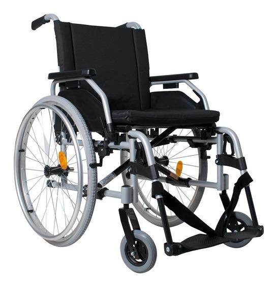 Cadeira De Rodas Alumínio Dobrável Pneu Start M1 Ottobock