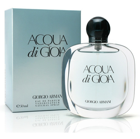 Perfume Acqua Di Gioia Giorgio Armani Feminino 100ml 12x Fte