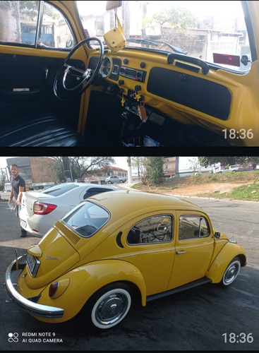 Imagem 1 de 8 de Volkswagen Fusca