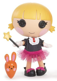 Lalaloopsy Littles Doll Tricky Mysterious
