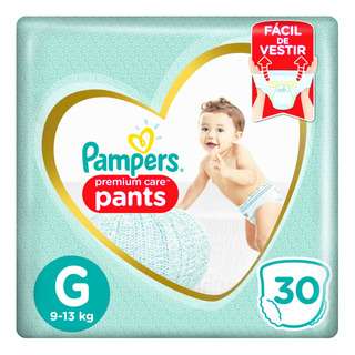 Pañales Pampers Pants Premium Care - Todos Los Talles
