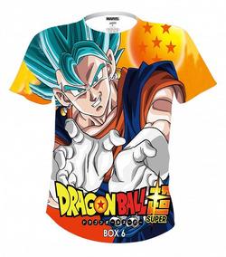 Polos De Dragon Ball Z