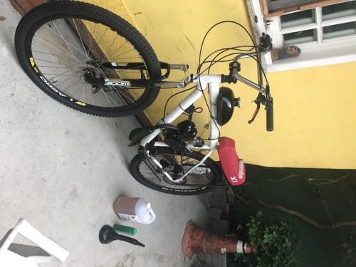 Bicicleta Motorizada 80cc Aro 29