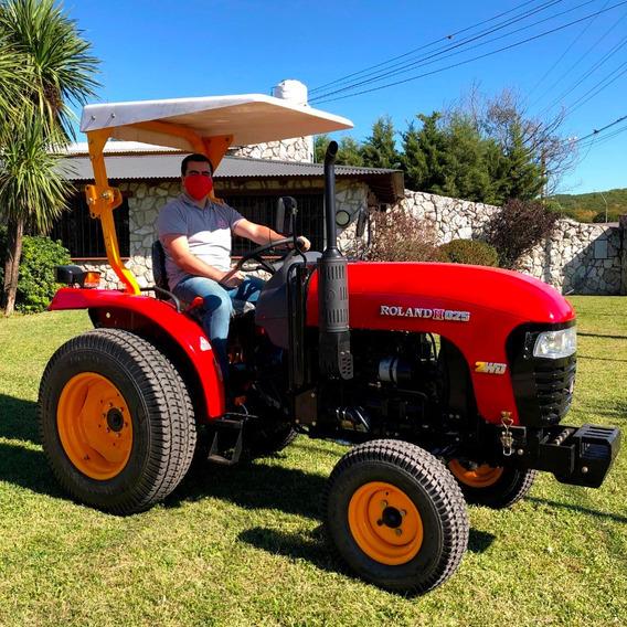Tractor Agrícola Roland H025 2wd ¡entrega Inmediata!