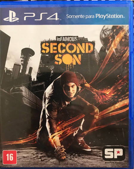Infamous - Second Son - Ps4