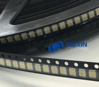Kit 100 Leds Backlight Tv Lg 2835 3528 1w 3v Para Barra Tv