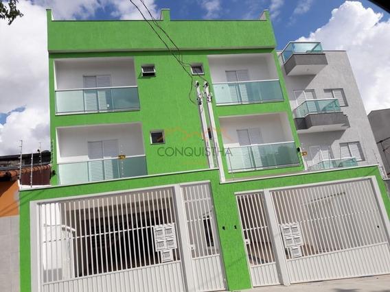 Cobertura - Vila Valparaiso - Ref: 2169 - V-4353
