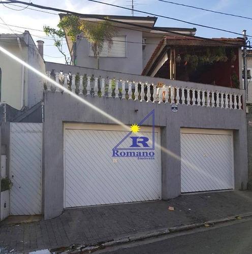 Imagem 1 de 30 de Sobrado Com 3 Dormitórios À Venda, 159 M² Por R$ 890.000,00 - Tatuapé - São Paulo/sp - So1348
