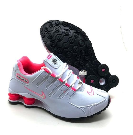 Tenis Sxhox Nz 4 Molas Feminino Frete Grátis Promoção