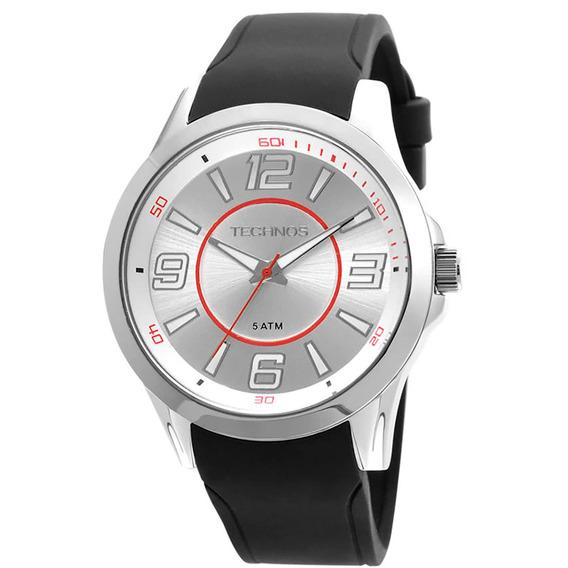 Relógio Technos Original Masculino 2036lnx/8b Com Nota Fisca