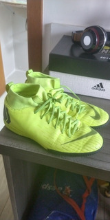 Chuteira Nike Mercurial Engineered For Speed Original Tam 35