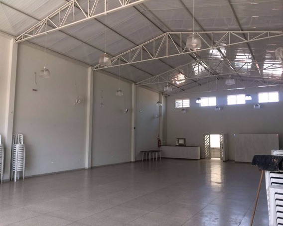 Salão Para Aluguel Em Parque Ipiranga - Sl004369