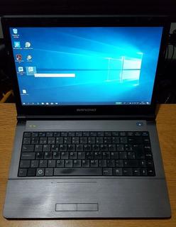 Notebook Bangho Intel B970 500gb 4gb Hdmi Bateria Cargador