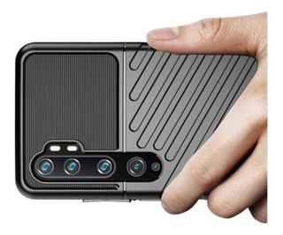 Capa Case Anti Impacto Xiaomi Mi Note 10 / 10 Pro + Pel Nano