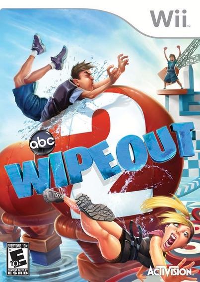 Kit 6 Wipeout 2 Nintendo Wii Original Lacrado Raridade