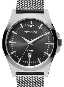 Relogio Technos Masculino Classic Steel - 2115lal/0p