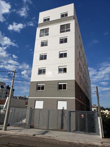 Apartamento Na Planta De 1 Dormitório Para Venda Em Santa Maria Próximo A Praça Dos Bombeiros - 989925