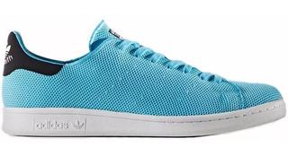 Tenis adidas Hombre Azules Originals Stan Smith Bb0063