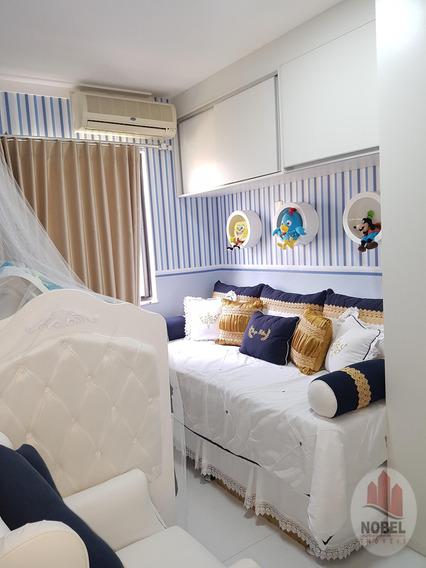 Apartamento Com 3 Dormitório(s) Localizado(a) No Bairro Vila Olimpia Em Feira De Santana / Feira De Santana - 4218