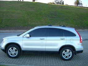 Honda Cr-v 2.4 Ex Automatica Impecable Estado