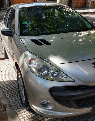 Peugeot 207 Xs Allure - Service Al Día - Con Entrada Aux